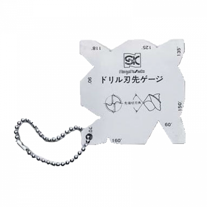 Dưỡng kiểm tra góc mũi khoan Niigata Seiki DPG-A