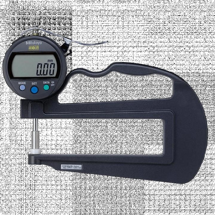 Đồng hồ đo độ dày ngàm sâu điện tử Mitutoyo 547-321