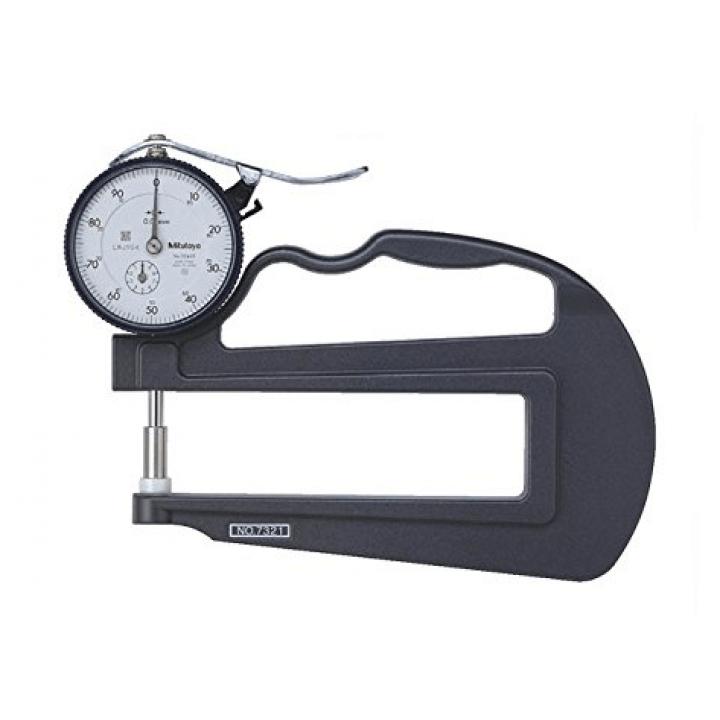 Thước đo độ dày Mitutoyo 0 - 10mm 7321
