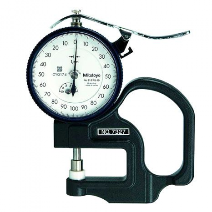 Thước đo độ dày Mitutoyo 7327 0 - 1mmm