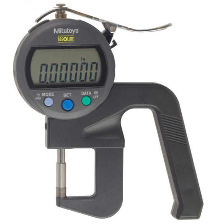 Thước đo độ dày điện tử Mitutoyo 0 - 12mm 547-400S
