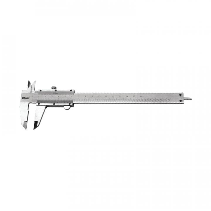 Thước cặp cơ inox Asaki AK-2901