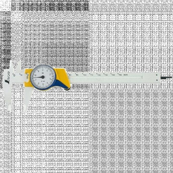 Thước cặp đồng hồ Shinwa 19932 0-150 mm