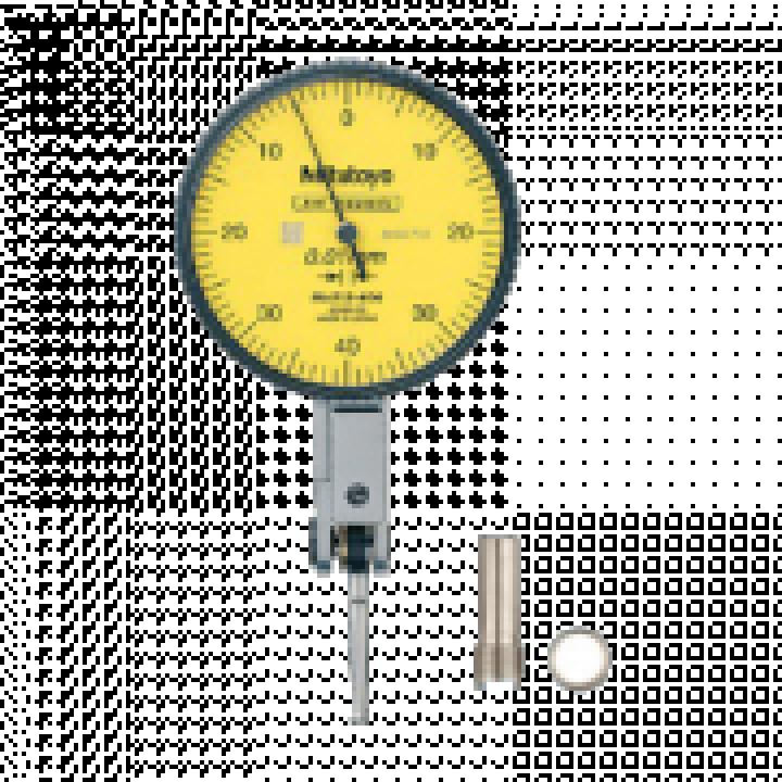 Đồng hồ chân gập 0.5mm/0.01mm (Plug set) Mitutoyo 513-424-10A
