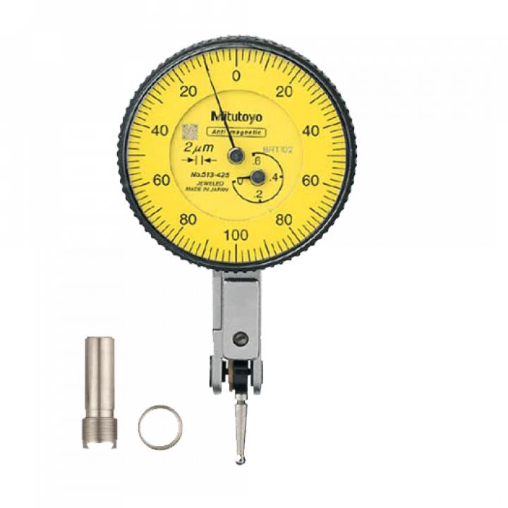 Đồng hồ chân gập 0.6mm x 0.002 Mitutoyo 513-425-10E