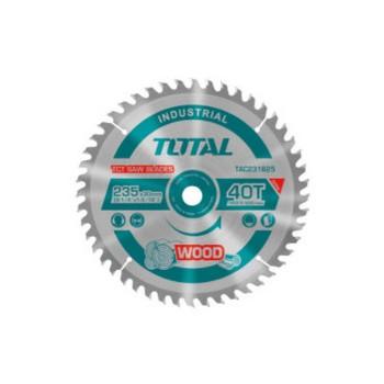 Lưỡi cưa gỗ hợp kim 24 răng Total TAC231521 210mm