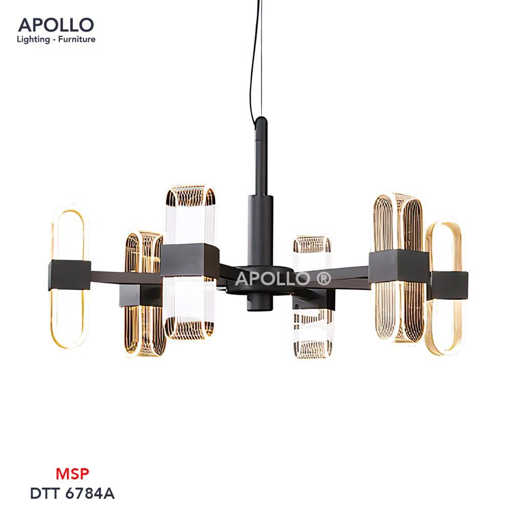 Đèn chùm LED hiện đại DTT 6784A