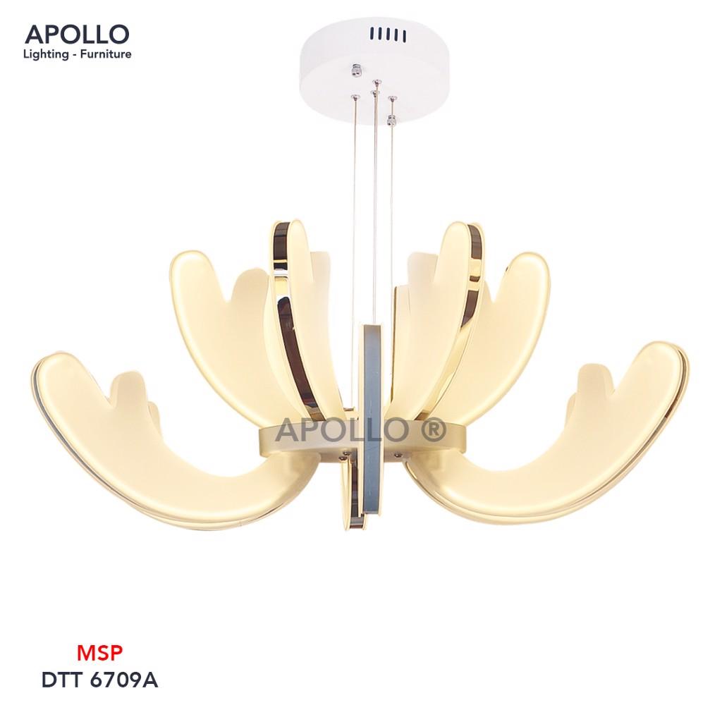 Đèn chùm sừng hươu Arcylic DTT 6709A