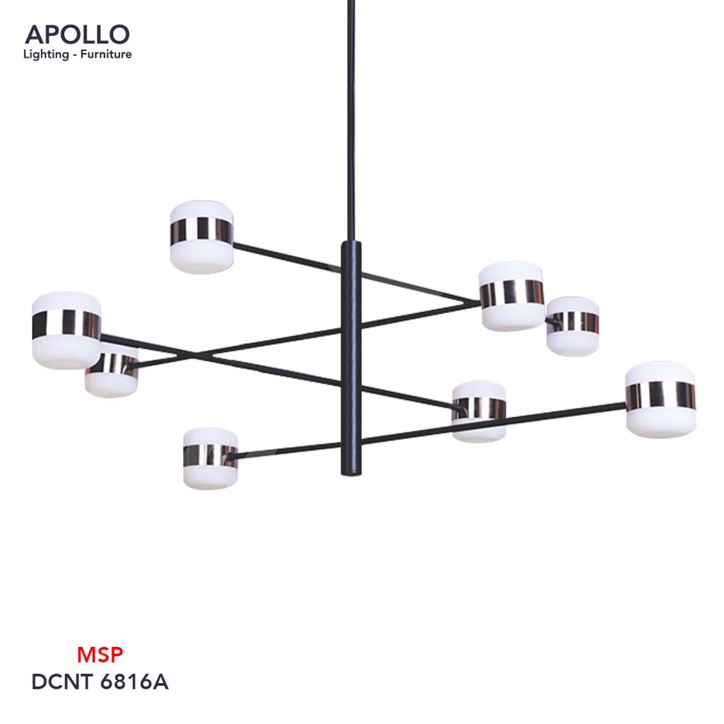 Đèn chùm nghệ thuật đơn giản DCNT 6816A