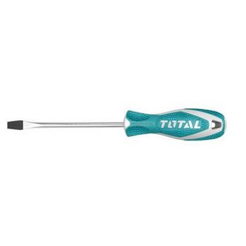 Tuốc nơ vít (tô vít) dẹp Total THT21356 5x75mm
