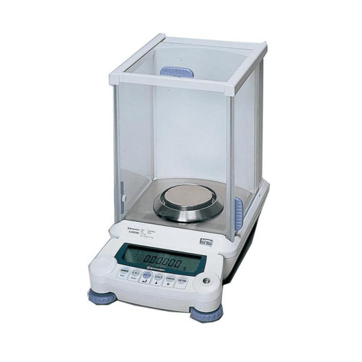 Cân phân tích điện tử Shimadzu AUW-320, chuẩn nội 320 g