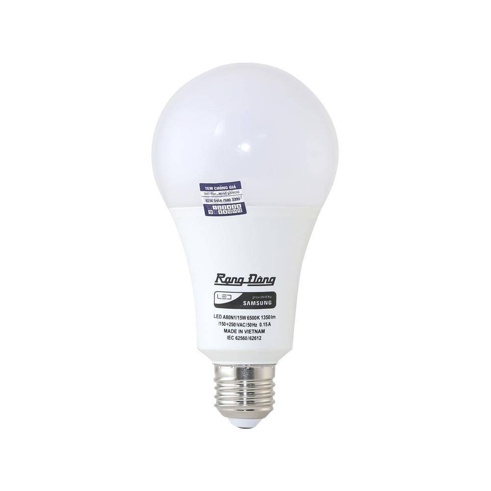Bóng đèn LED BULB Tròn 15W