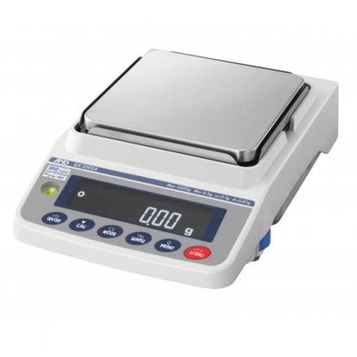 Cân điện tử AND GX-10002A 10.2kg