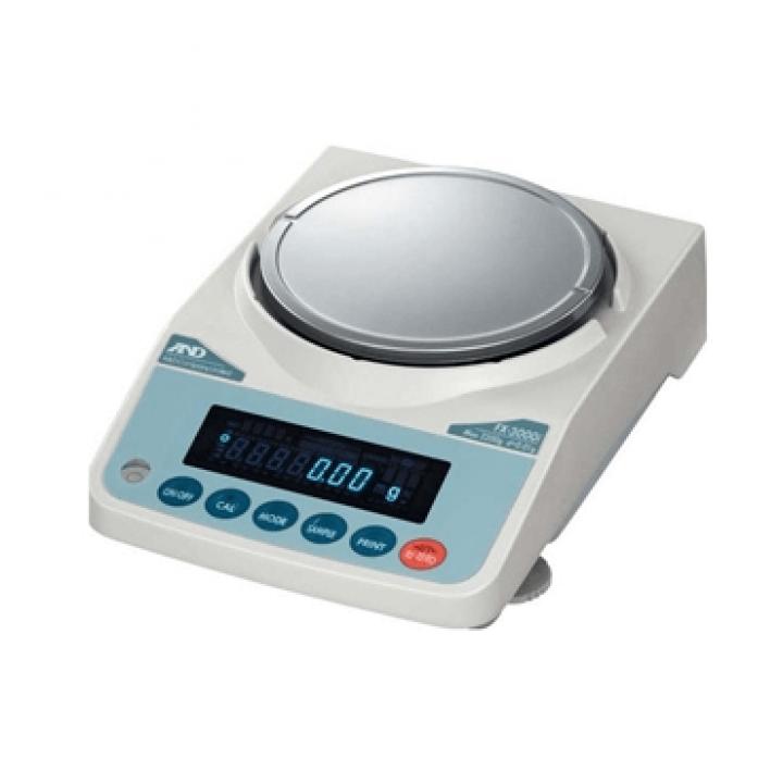 Cân điện tử AND FX-2000i 2.2 kg
