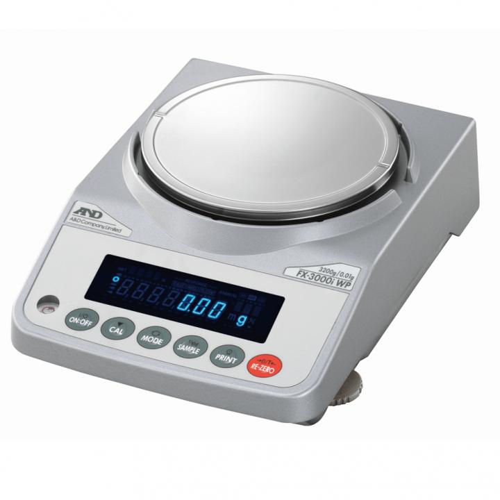 Cân điện tử AND FX-1200iWP 1.22kg