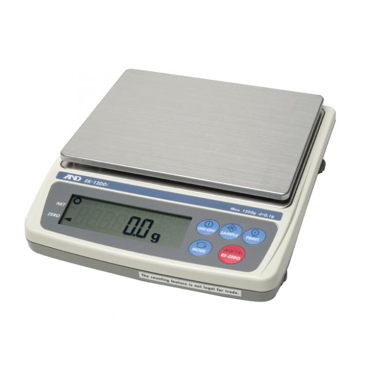 Cân điện tử AND EK-1200i 1.2kg