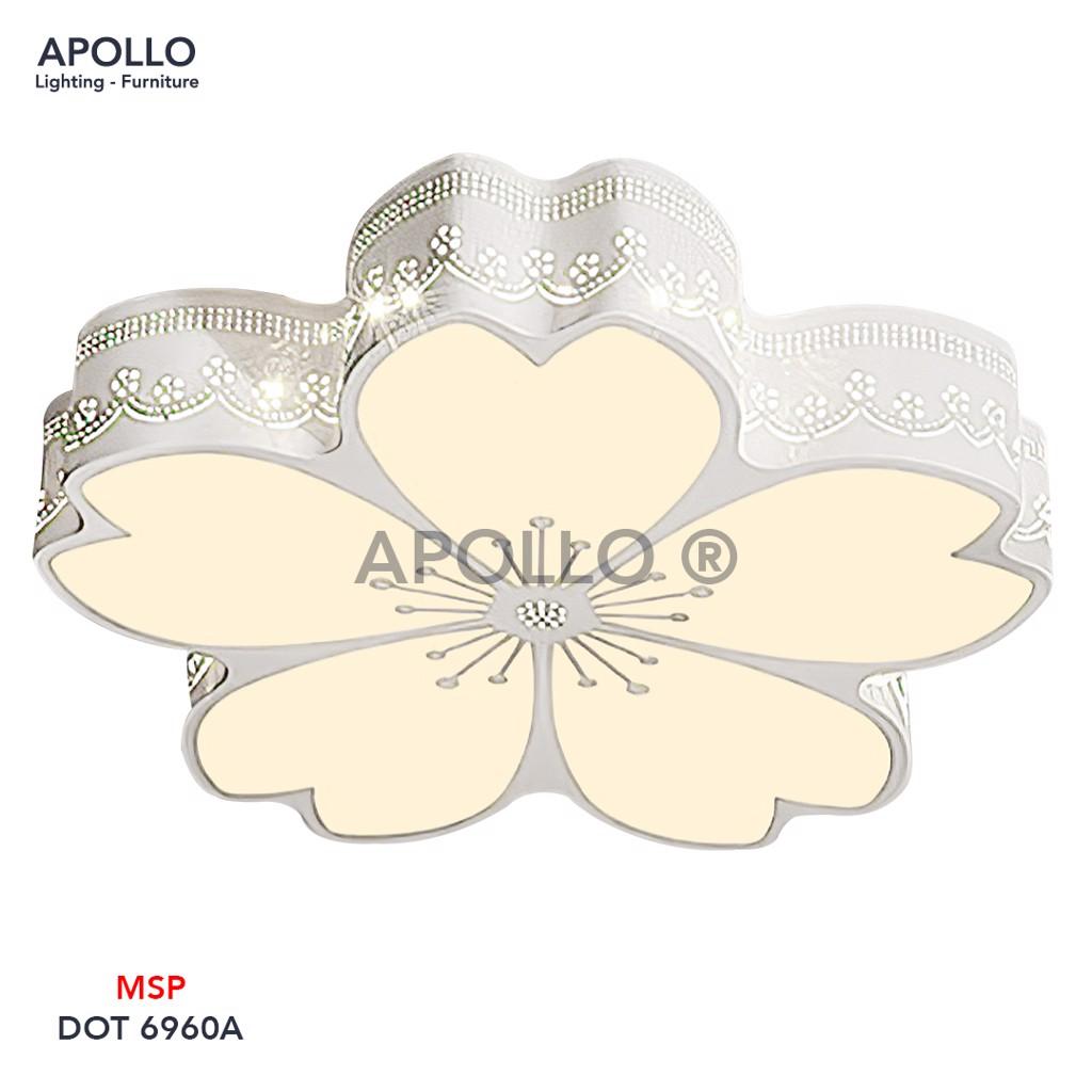Đèn ốp trần LED Arcylic DOT 6960A