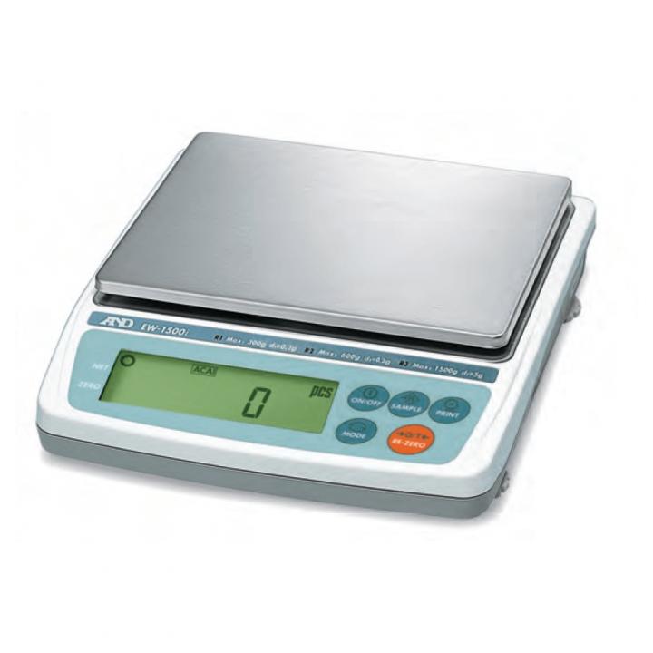 Cân điện tử AND EW-1500i 300g/600g/1500g