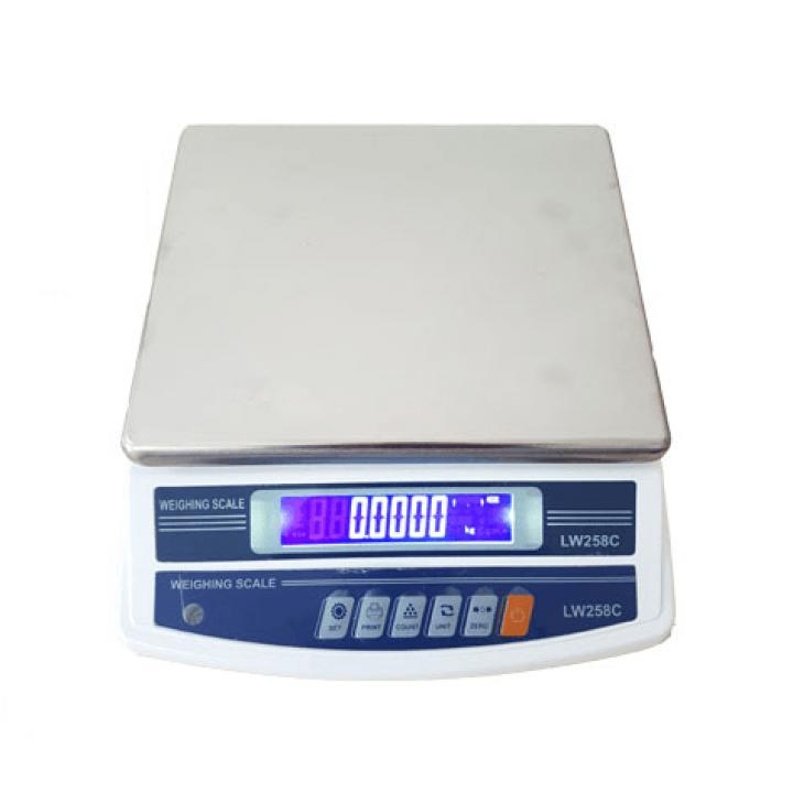 Cân điện tử Lilascale LW258 3kg