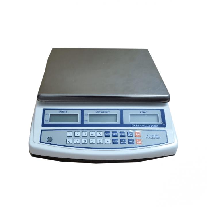 Cân đếm điện tử Lilascale LC258 3kg