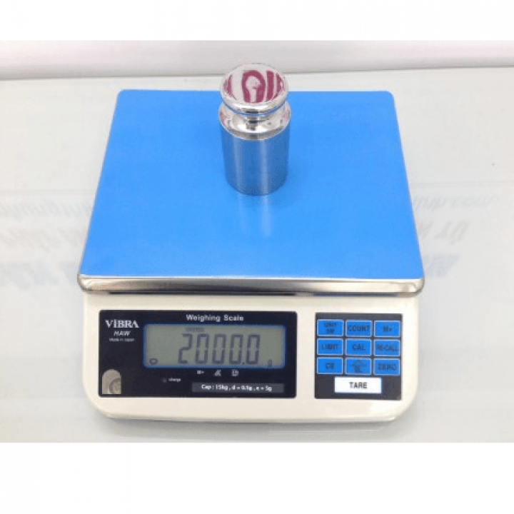 Cân điện tử Shinko HAW-15 15kg