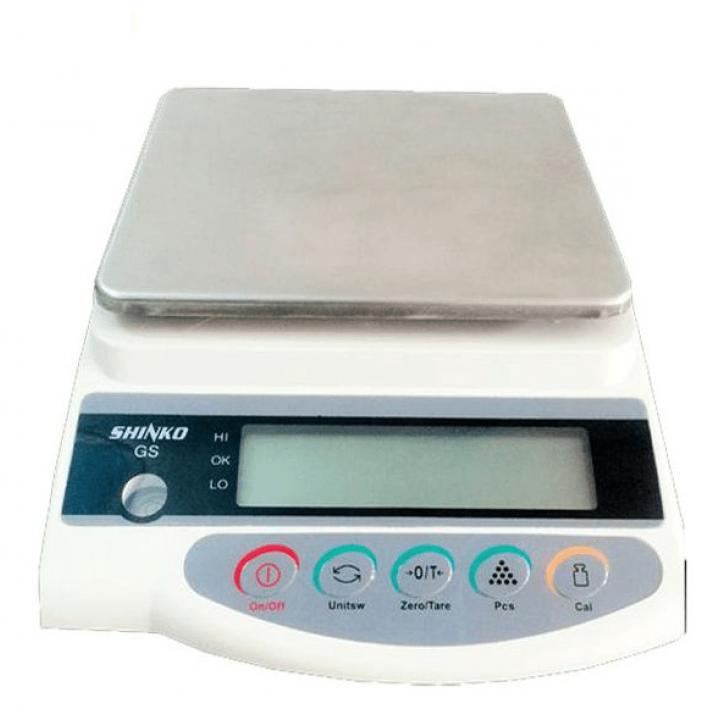Cân điện tử Shinko GS-6201 6.2kg