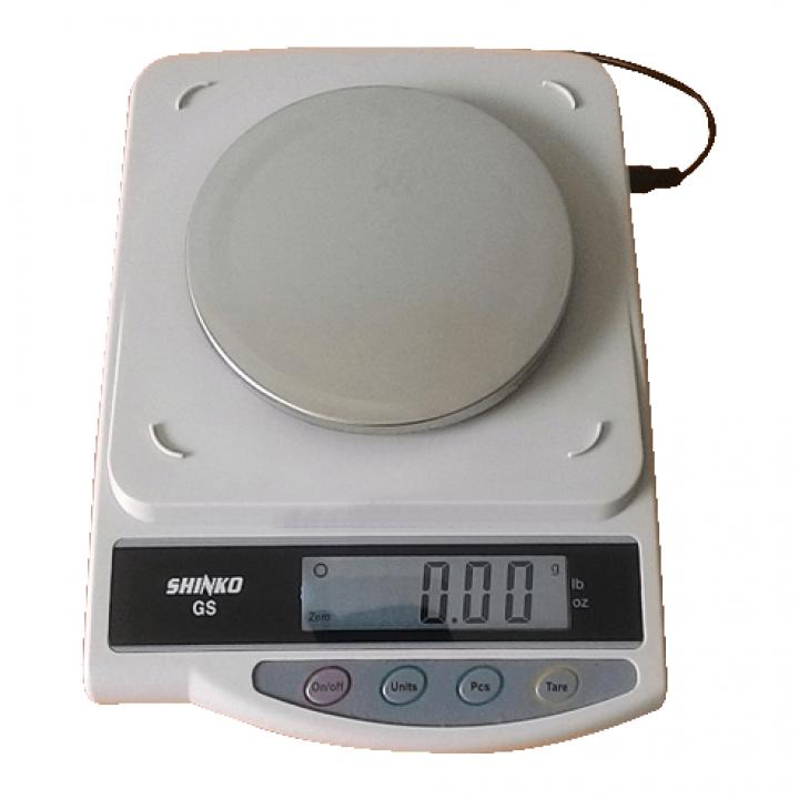 Cân điện tử Shinko GS 1000 (loại nhỏ)