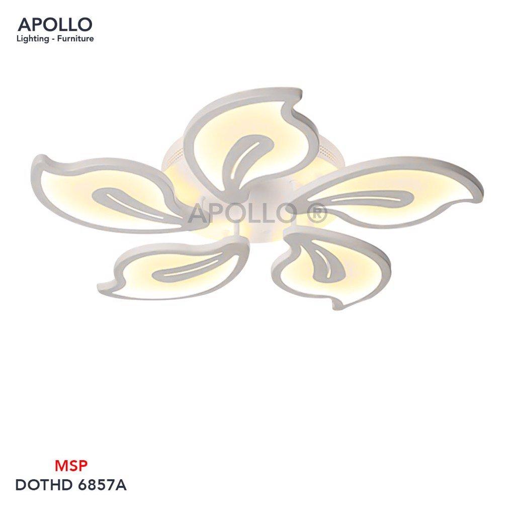 Đèn ốp trần Arcylic DOTHD 6857A