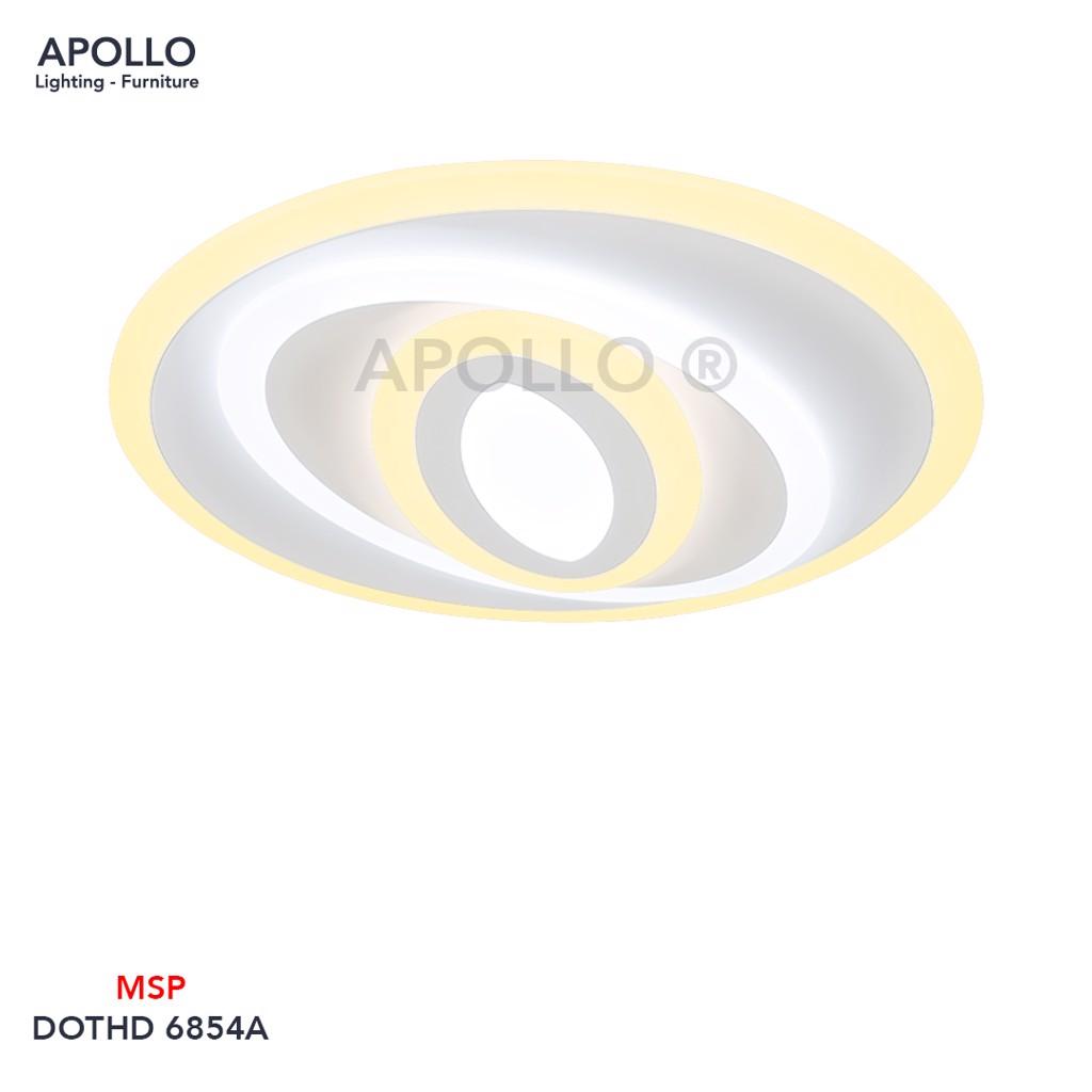 Đèn ốp trần Acrylic DOTHD 6854A