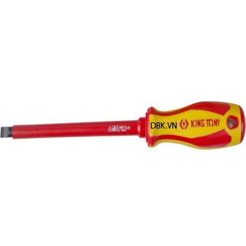 Tua vít vặn cách điện 5.5 x 125mm Kingtony 14725505