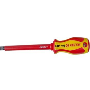Tua vít vặn cách điện 6.5 x 150mm Kingtony 14726506