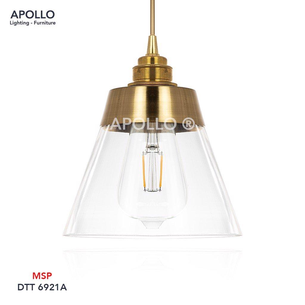 Đèn thả thủy tinh cao cấp DTT 6921A