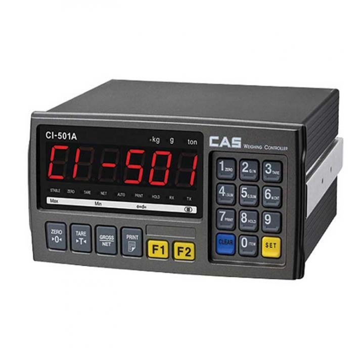 Đầu hiển thị cân điện tử CAS CI-501A