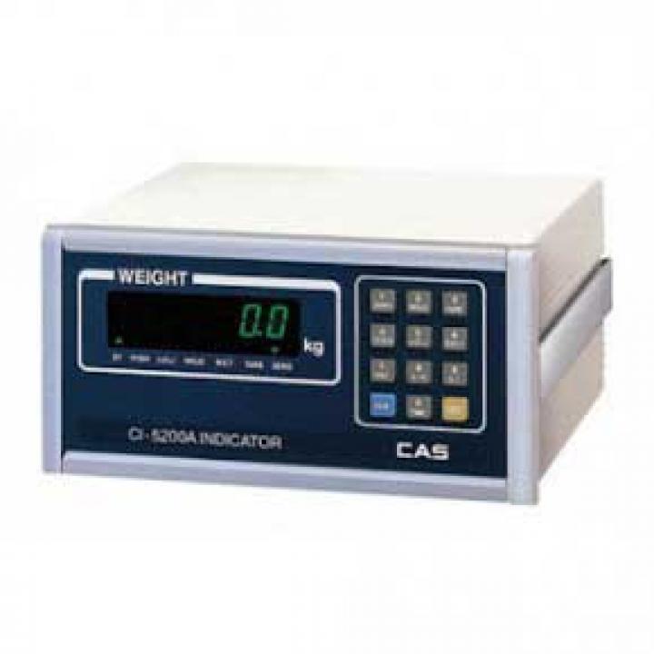 Đầu hiển thị cân điện tử CAS CI-5200A