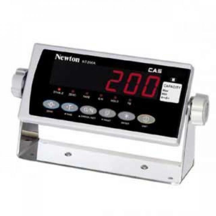 Đầu hiển thị cân điện tử CAS NT 201A (LCD)