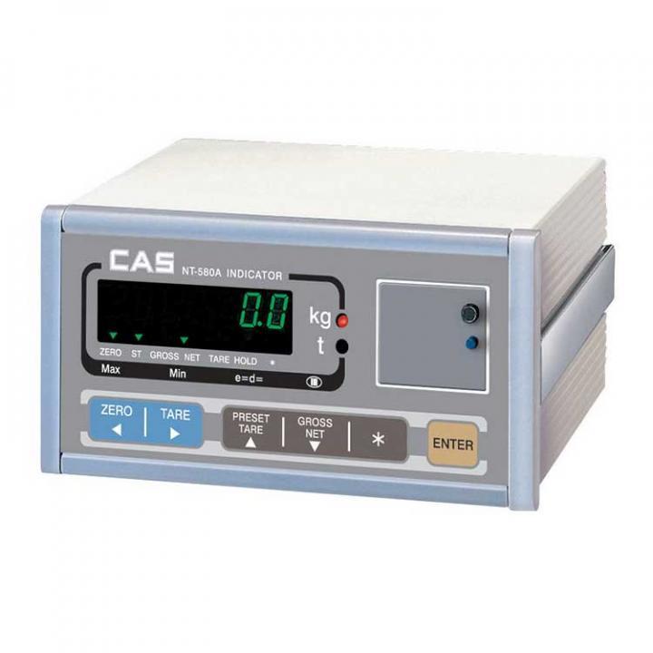 Đầu hiển thị cân điện tử CAS NT 570A - NT-580
