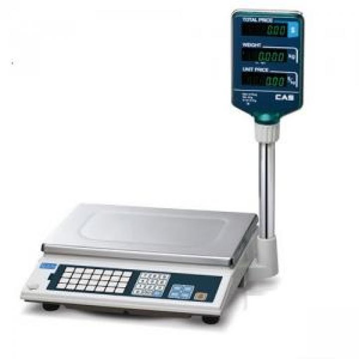 Cân điện tử tính giá CAS AP-1 15kg