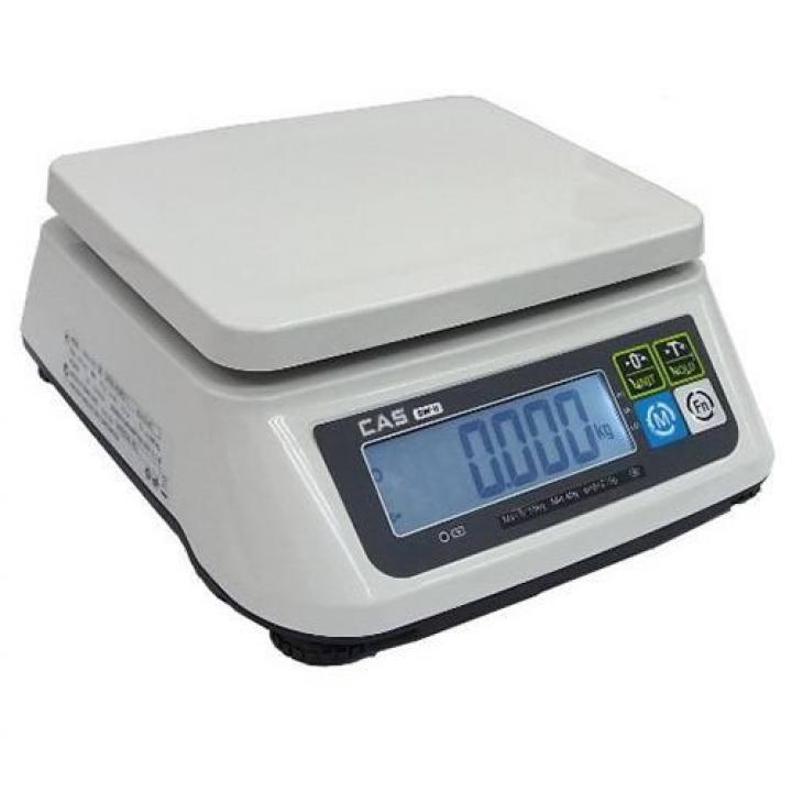 Cân bàn điện tử CAS SWII-30CD