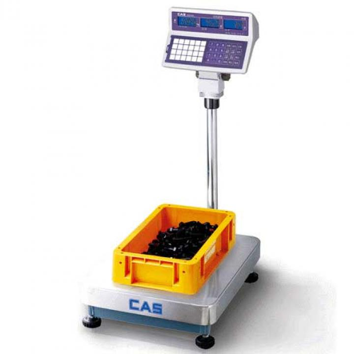 Cân bàn điện tử CAS ECB 30 Kg / 2g (LCD)