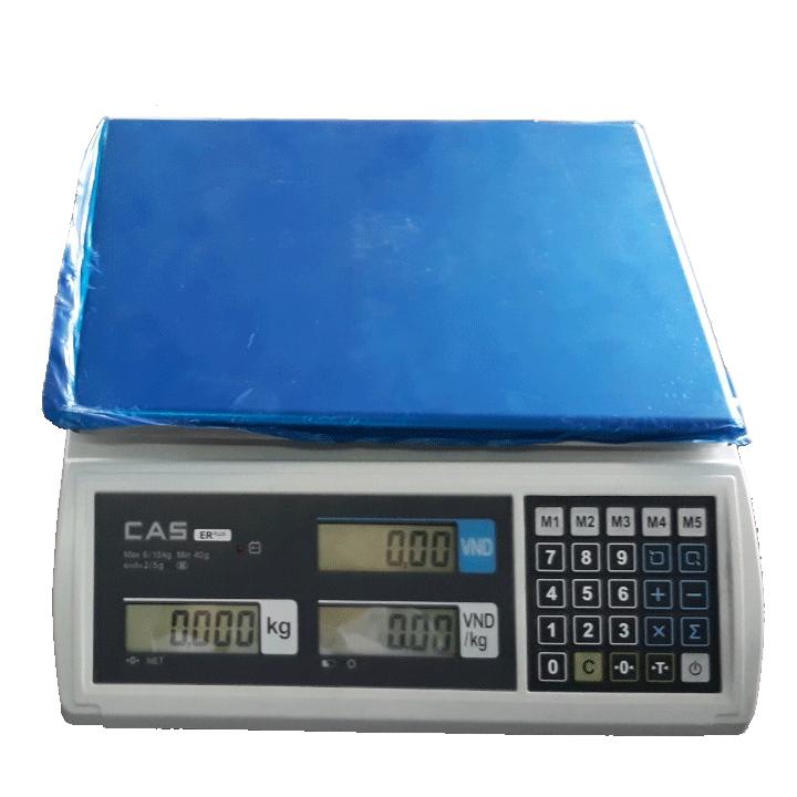 Cân điện tử tính giá CAS ER-PLUS 6/15kg