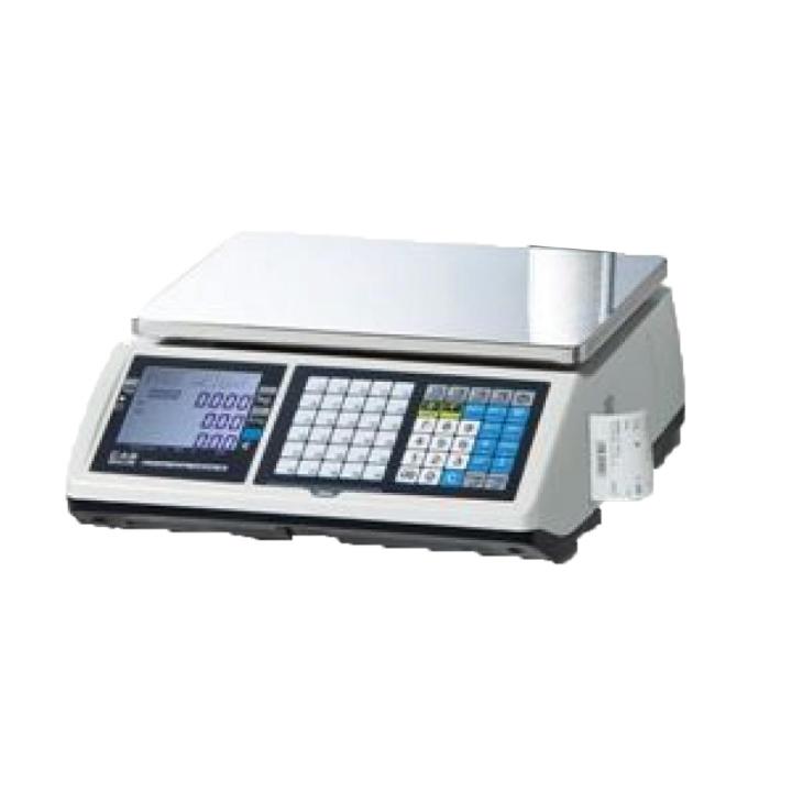 Cân điện tử in hoá đơn CAS CT100 30
