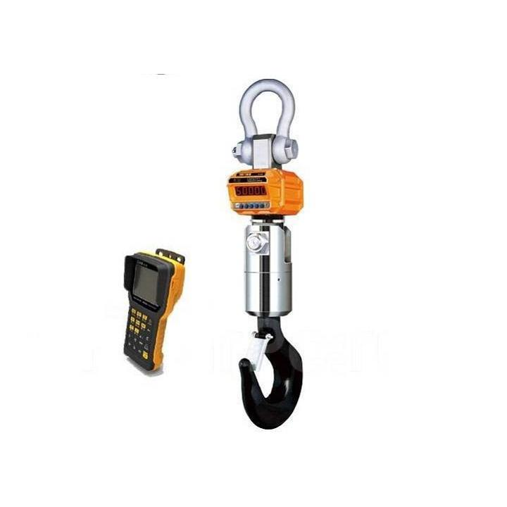 Cân treo điện tử CAS 15 THD / 10 Kg (Swivel Hook)