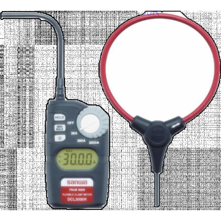 Ampe kìm chỉ thị số Sanwa DCL3000R