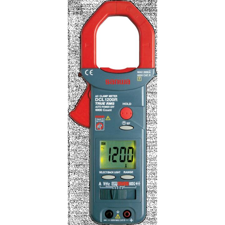 Ampe kìm chỉ thị số Sanwa DCL1000