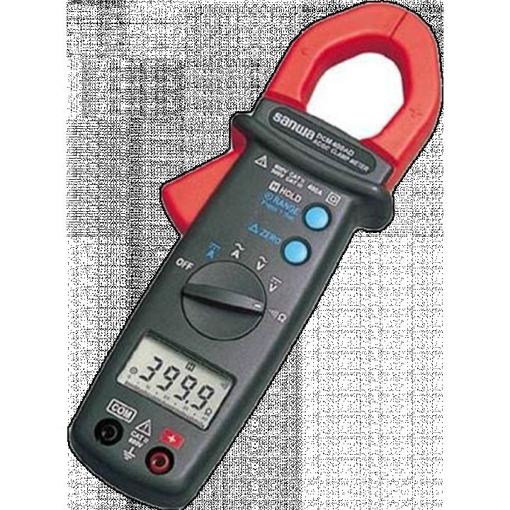 Ampe kìm chỉ thị số Sanwa DCM400AD