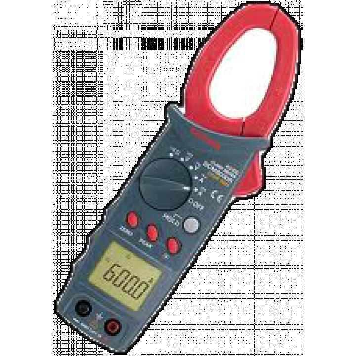Ampe kìm chỉ thị số Sanwa DCM600DR