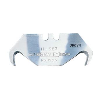 Lưỡi dao rọc cáp cong (5 lưỡi/hộp) stanley 11-983-0
