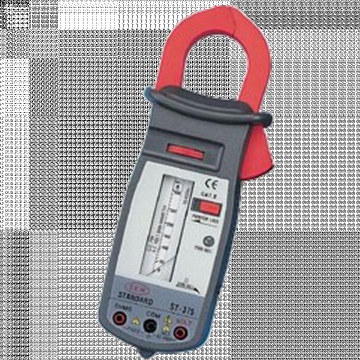 Ampe kìm quay chọn chế độ SEW ST-375