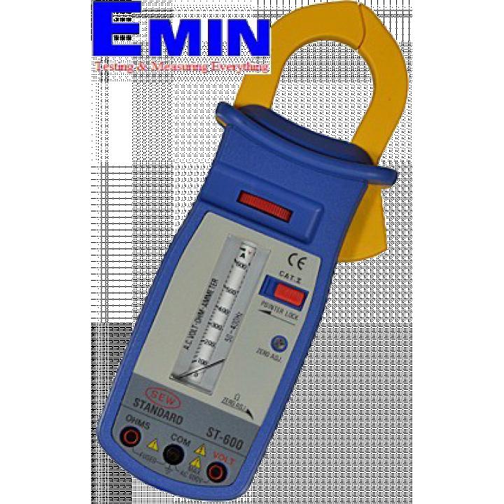 Ampe kìm quay chọn chế độ SEW ST-600