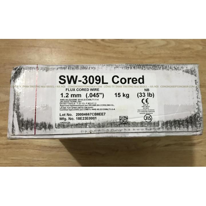 Dây hàn Hyundai SW-309L
